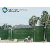 Quality Glass Fused To Steel Agriculture Tanks For Water  Fertilizer Storage for sale