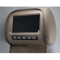 Buy cheap HD Digital Screen Mobile Headrest DVD Player 1065g Weight PAL / NTSC Video from wholesalers