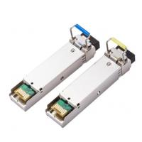 Bi-Directional SFP Optical Transceivers Module 1310/1550nm With 1.25Gbps