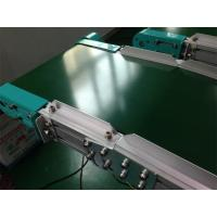 Quality Cleated Belt Conveyor Rubber Belt Conveyor Linkage To Robotic Machine for sale