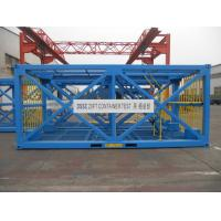 China ISO Shipping Container Frame 20ft Steel Optional Size Industrial High Strength on sale