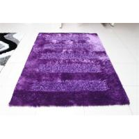 Quality Persian Style Plush Polyester Mixed Handtufted Polyester Shaggy Carpet for sale