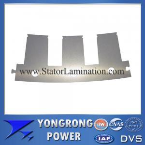 China Electric Generator and Turbine Generator Stator Silicon Steel Lamination on sale