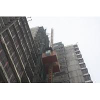 Quality Quick Lifting Speed Temporary Passenger Elevators For Building Construction for sale