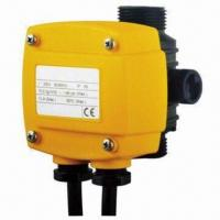 China Automatic pressure switch for water pumps, 50 to 60Hz on sale