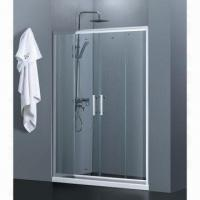 Quality Shower screen/double sliding door, 1900 to 2000mm width for sale