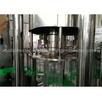 Quality 3 - 5L PET Bottle Filling And Capping Machine 220V / 380V Voltage 3100*2300*2800mm Size for sale