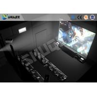 Quality Interactive 5D Projector Cinema Simulation 5D Theater System 5D Cinema Movie For Amusement for sale