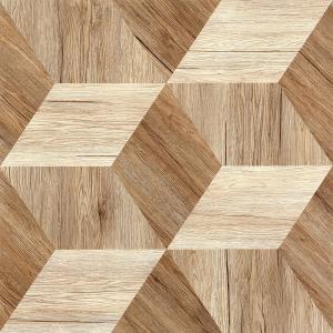 Quality Matt Finished Porcelain Wood Effect Floor Tiles High Gloss  Waterproof for sale