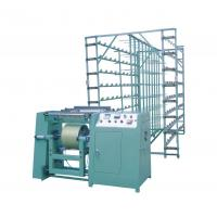 Quality 192 yarns positions pneumatic warping machine for sale