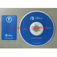 Quality Microsoft Office 2013 Retail Box For 1 Windows PC DVD 32 / 64 Bit for sale