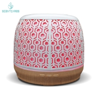 Quality Color Changing 30 ML/H Ultrasonic Essential Oil Diffuser for sale