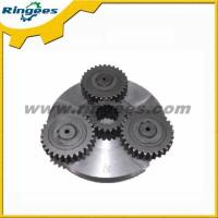 Excavator swing reduction gearbox, Daewoo DH220-5 swing 1st level planet carrier assy
