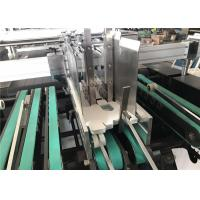 Quality Tissue Box Window Sticker Pasting Machine Max Sheet Size 900*500mm Low Noise for sale