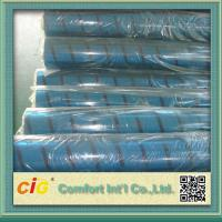Quality Soft PVC Shrink Film / Color transparency film For Packing for sale