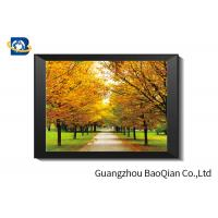 Quality SGS 3D Lenticular Printing Black And White Landscape Pictures For Home Decorative Wall Art Framed for sale