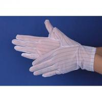 Buy cheap 10mm Stripe Anti-slip Gloves for Hospitals, Labs and Cleanrooms Antistatic Safety and ESD Protection from Wholesalers