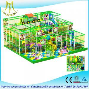 China Hansel fast profits soft play centerindoor playground setschildren indoor amusement park on sale
