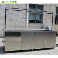 Ultrasonic Blind Cleaning Machine Venetians Cleaning 300 Verticals Blind