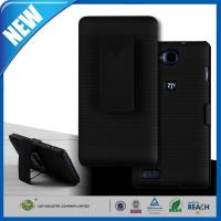 Quality Drop Proof ZTE Blade G Lux V830 Cell Phone Protective Cases with Kickstand for sale
