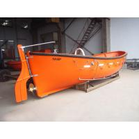 Quality 2015 New design hot sales Open life boat for sale