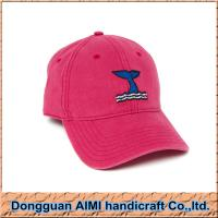 Quality AIMI Needlepoint Camp Caps, 100% Cotton Needlepoint Caps, Custom Embroidered Caps for sale