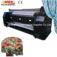 China Direct To Fabric Digital Textile Printing Machine Outdoor Printer For Home Decoration on sale
