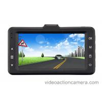 Quality Zic Alloy Full HD 1080P Dash Cam Security With G- Sensor Wide Angle for sale