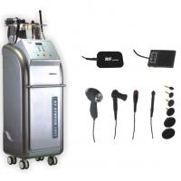 Quality Skin-Smoothing Monopolar Rf Machine For Double Chin / Cheek Line Removal for sale