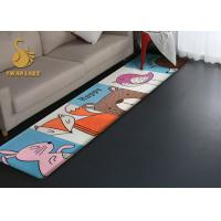 Buy Full Color Custom 3D Anti-slip Door Mat For Home / Kitchen at wholesale prices