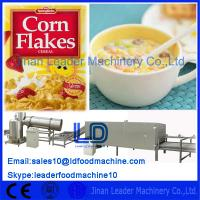 Quality Corn Flakes Breakfast Cereals Machine for sale