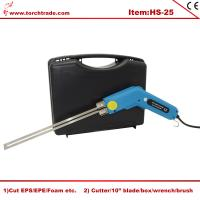 China Heavy Duty Hand Cutter ELECTRIC STYRO KNIFE Polystyrene Foam Cutter Hot Knife Foam Cutter on sale