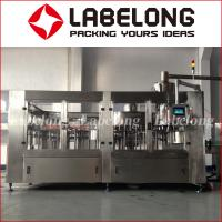 China High quality Automatic mineral water PET/Glass bottle Filling Machine on sale
