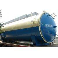 Quality Industrial Vulcanizing Autoclave Lamination For Wood / Rubber , Lightweight for sale