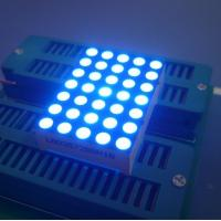 Quality 1.26 inch LED Dot Matrix Display Elevator Position Indicator for sale