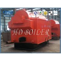Quality High - Efficient High Pressure Biomass Steam Boiler Horizontal For Industry for sale