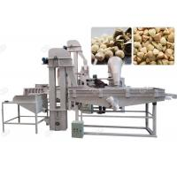 Quality Buckwheat Grading Nut Shelling Machine , Hulling Dry Areca Nut Peeling Machine for sale