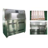 Quality Programmable UV Testing Equipment , Accelerating Aging Tester Plastic Testing for sale