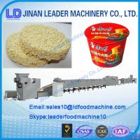Quality Instant noodles processing machinery/equipment for sale