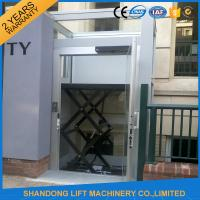 Quality Hydraulic Home Wheelchair Platform Lift For Disabled People 1.2m * 1m Table Size for sale