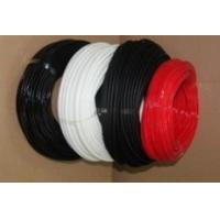 Quality Colorful Silicone Rubber Fiberglass Sleeving for sale