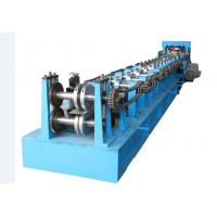 Quality 15Kw Power C & Z Purlin Roll Forming Machine With Automatic Control for sale