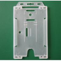 Quality One Sided Open Face Card Holder Hold 2 Cards for sale