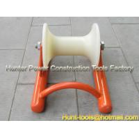 Quality Paint Steel buried cable roller Cable Tray Rollers for sale