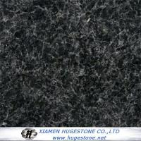 Quality Zimbabwe Black Granite Tiles, South Africa Black Granite Slab for sale
