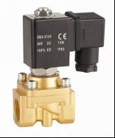 """Quality Mini 1/4""""Water Solenoid Valve Two Way Electric Water Valve Semi Direct Acting for sale"""