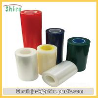 Quality Self Adhesive Electrostatic Protective Film For LCD Display Screen Multi Colored for sale