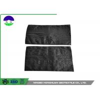 Quality Light Weight Geotextile Fabric Road Construction Grab Tensile Strength 900N for sale