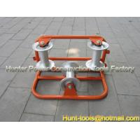 Quality Corner roller with plug-in hinges best quality with Nylon roller for sale