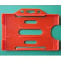 Quality One Sided Open Faced Card Holder Hold 3 Cards for sale